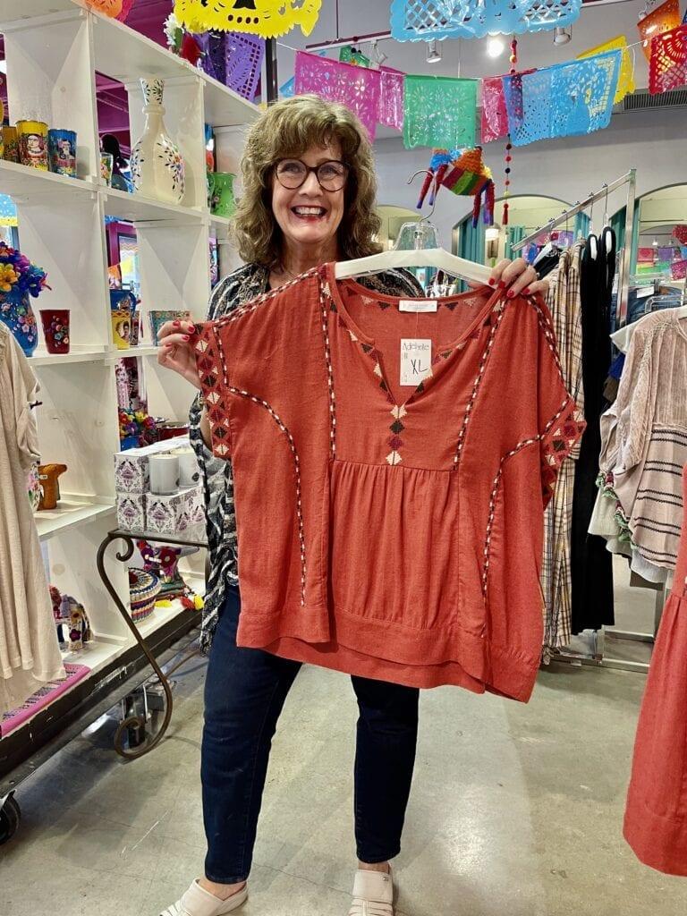 Shopping Bohemian with Leigh Ann & Me