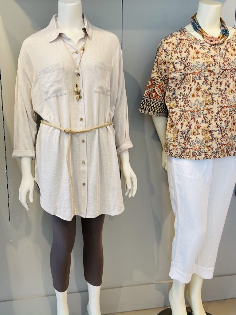 Would You Wear It - Belted Tunic