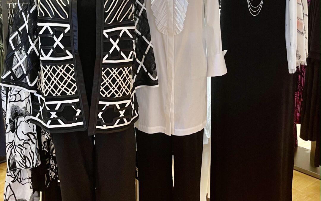 Would You Wear It – Black & White