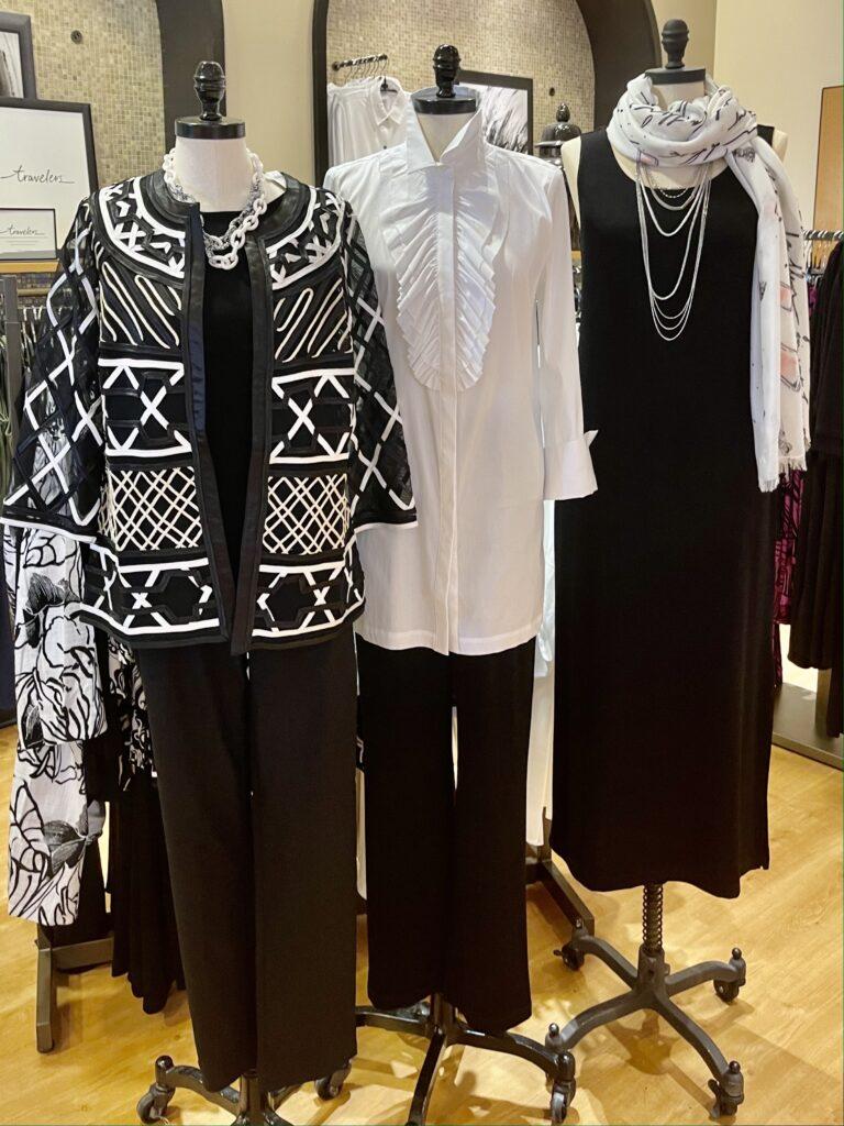 Would You Wear It Black & White