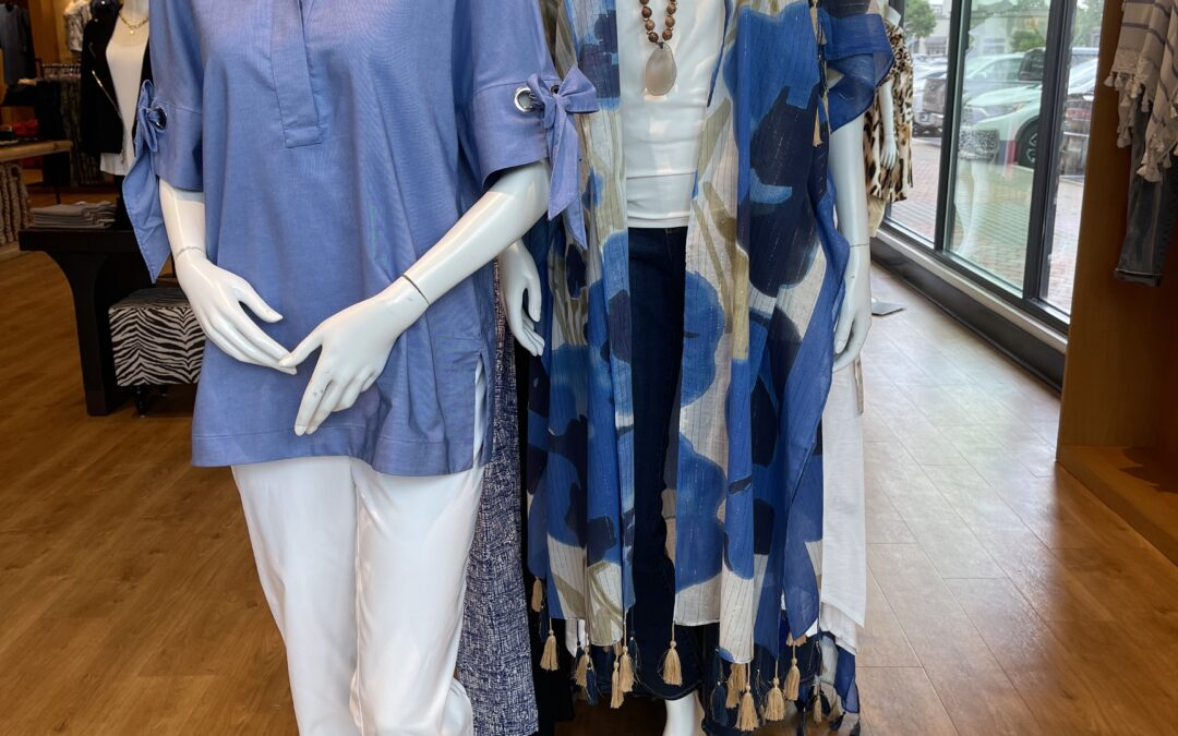 Would You Wear It – Hues of Blue + A little giveaway