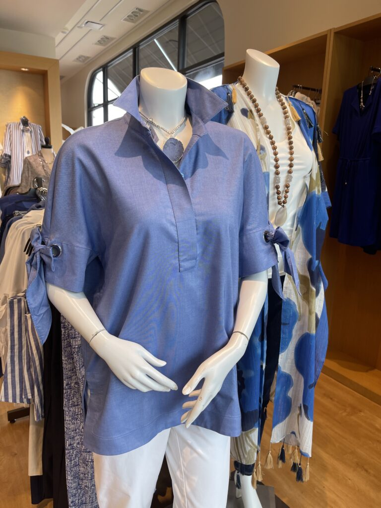 Would You Wear It - Hues of Blue
