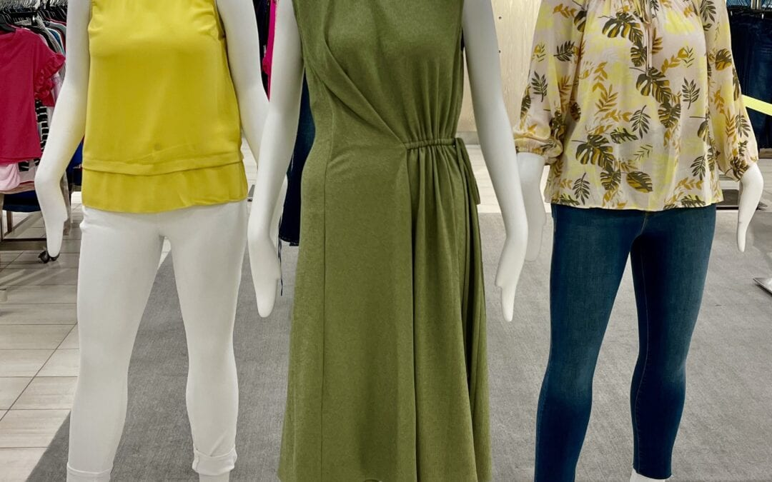 Would You Wear It – Yellows & Greens?