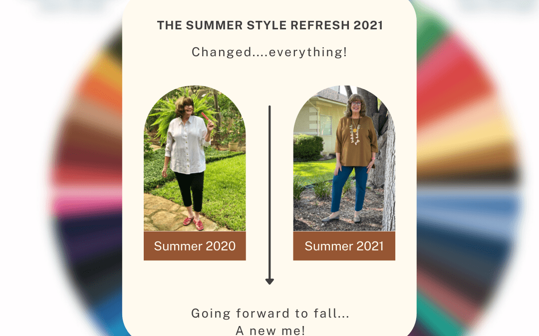 A Fond Farewell to Summer 2021