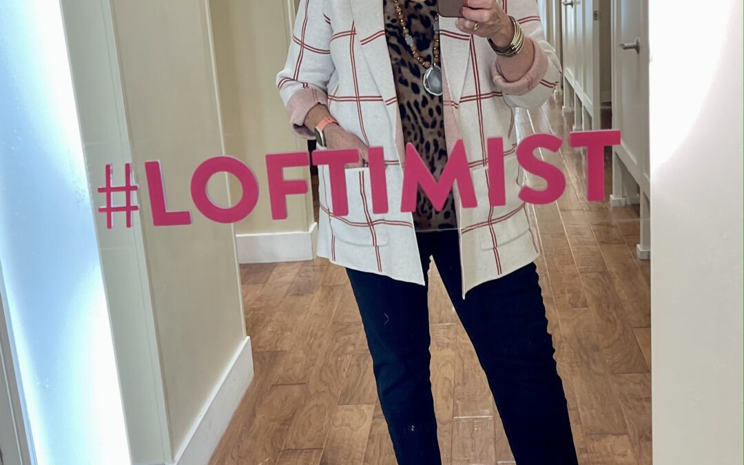 Autumn fun with casual style