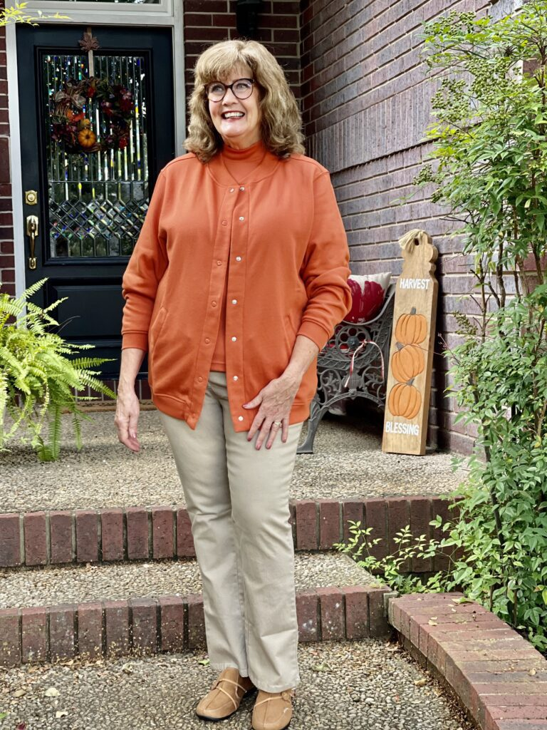 Blair offers affordable colorful styles for fall