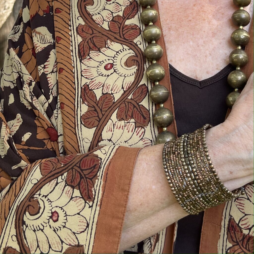Bohemian style is all in the details