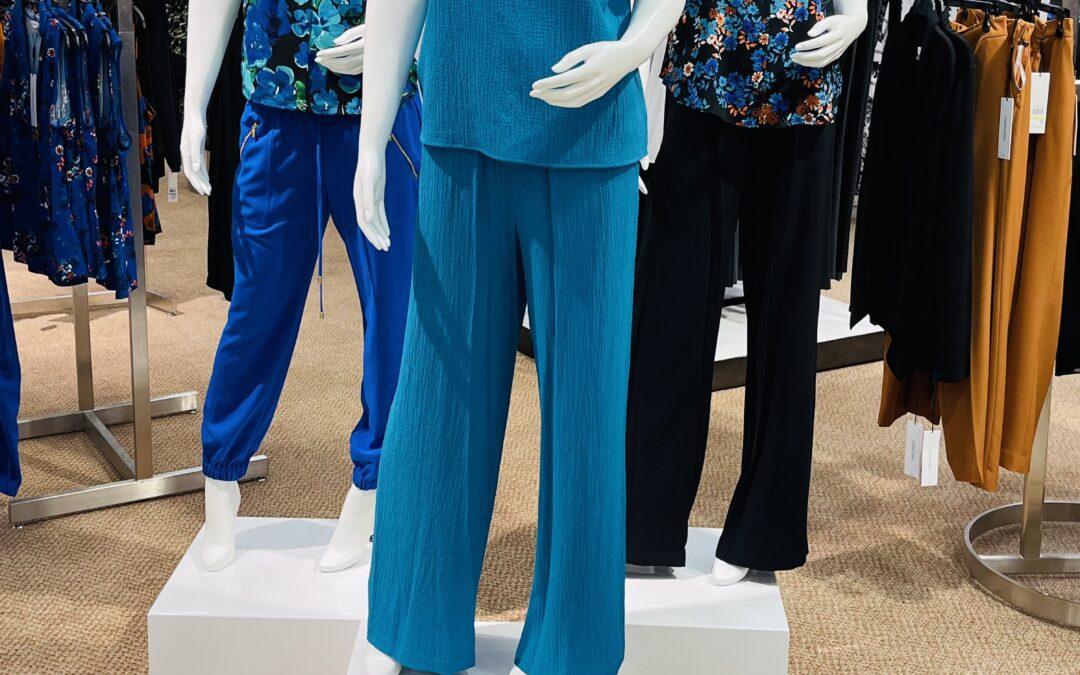 Would You Wear It – Blue on Blue
