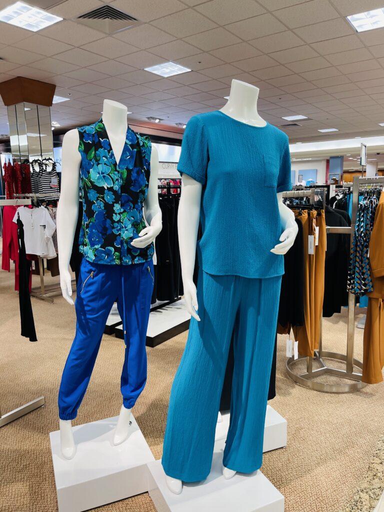 Would You Wear It - Blue on Blue