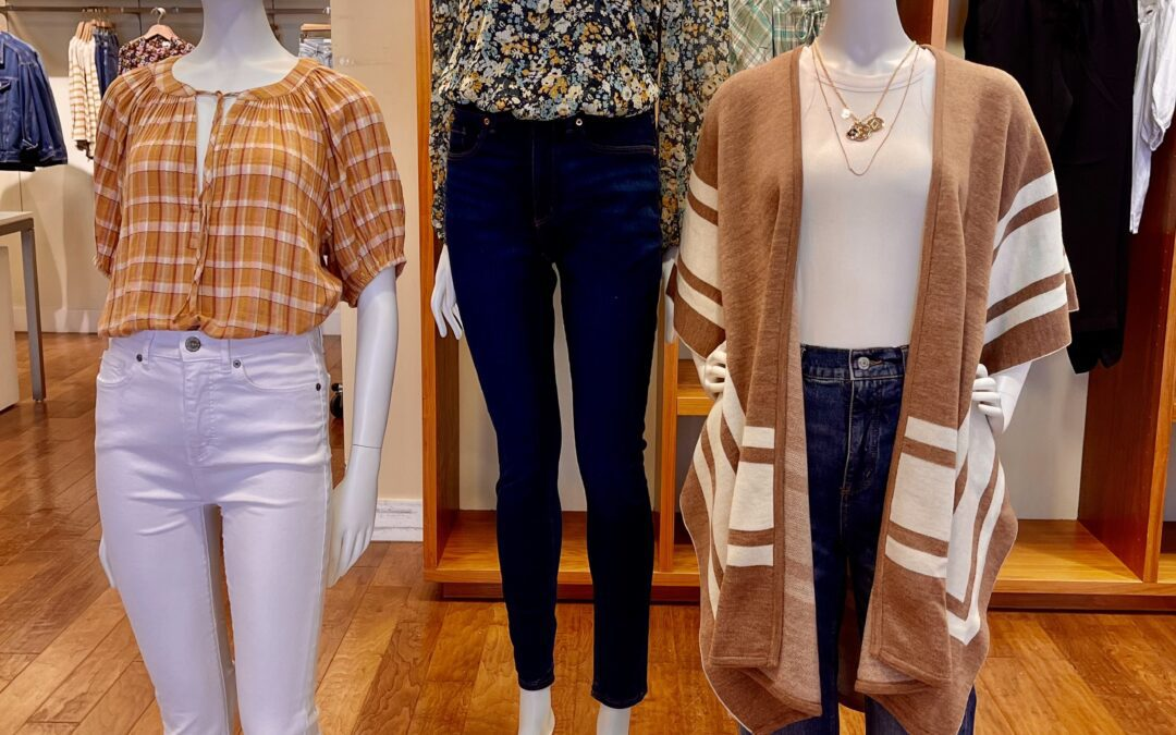 Would You Wear It – Early Fall Trends