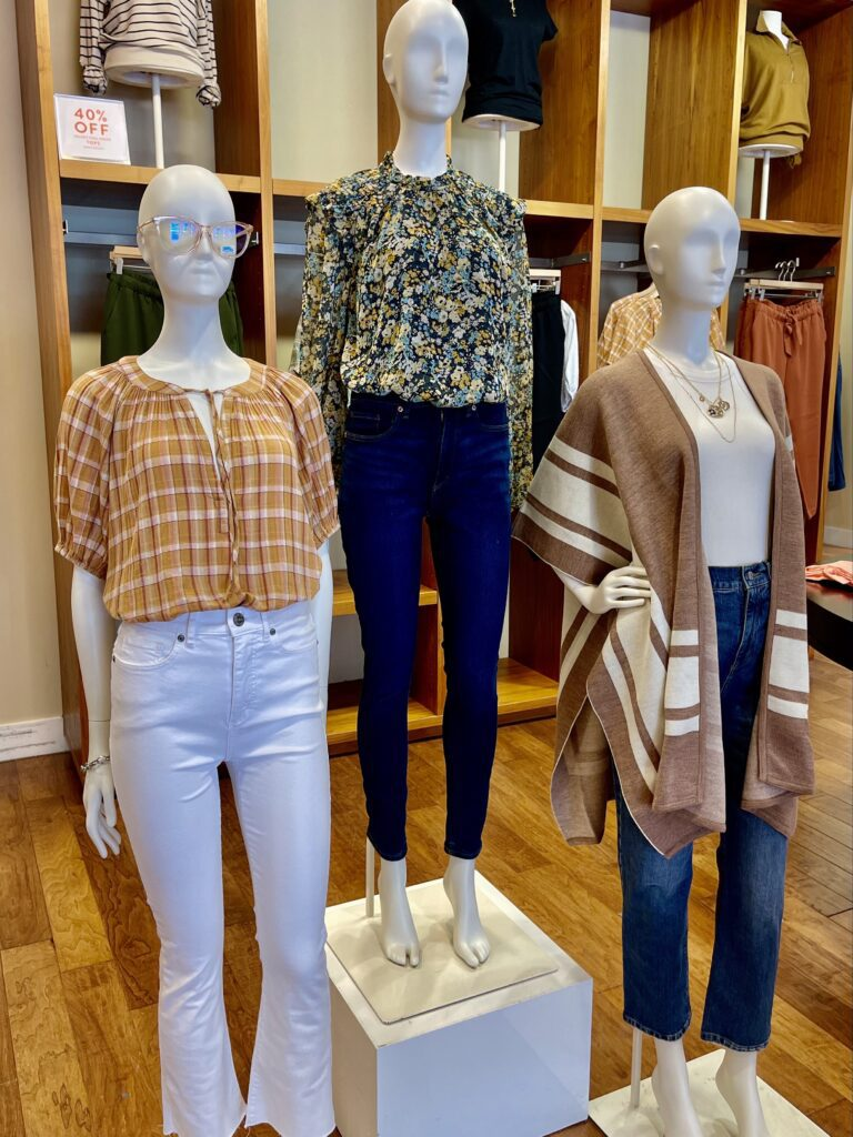Would You Wear It - Early Fall Trends