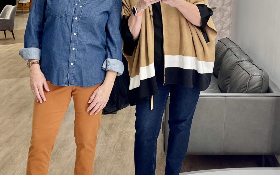 Shopping Fall Outfits at JCP with Leigh & Me