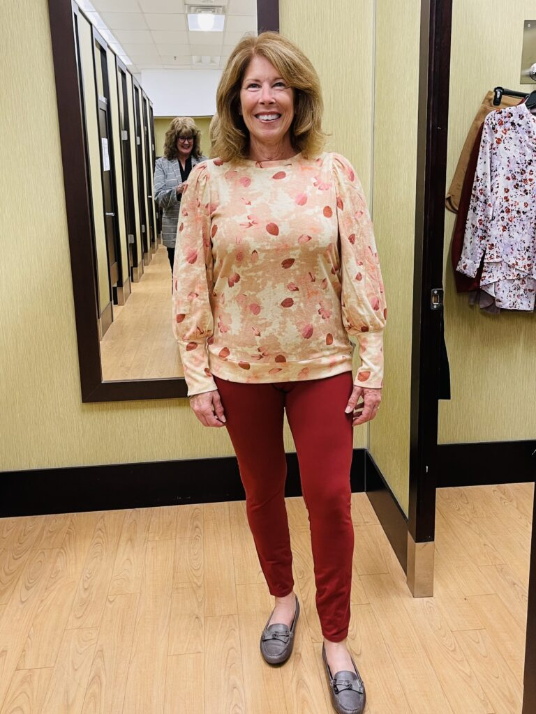 Shopping Fall Outfits at Kohl's with Leigh & Me
