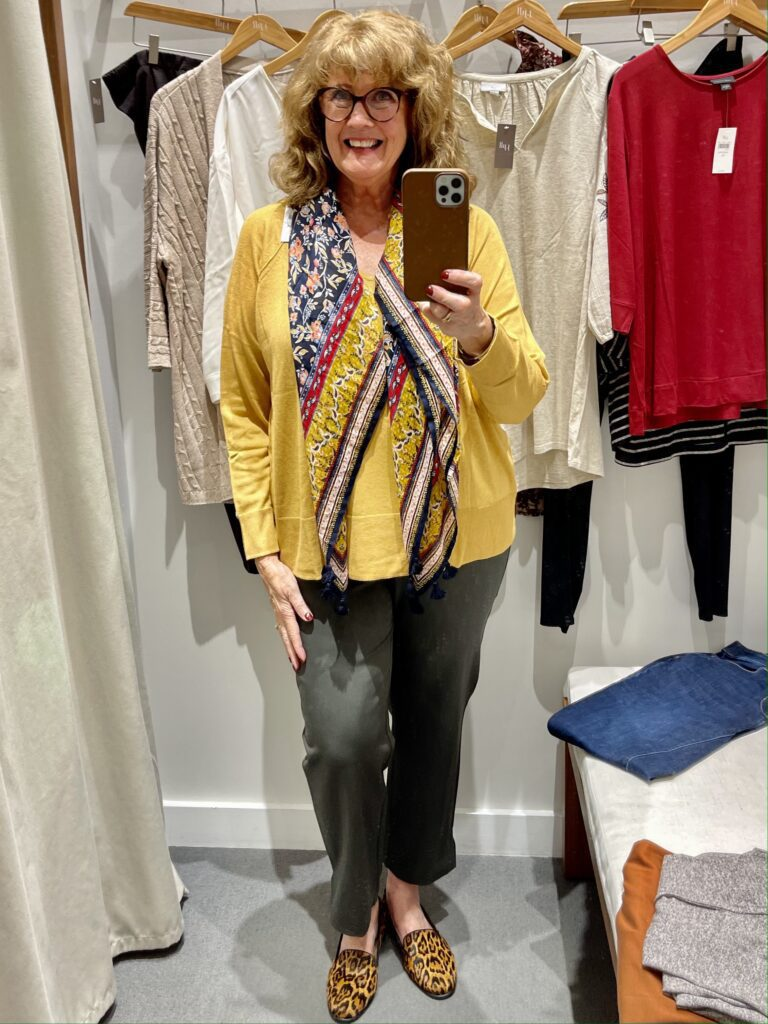 Shopping JJill Fall 2021 with. me