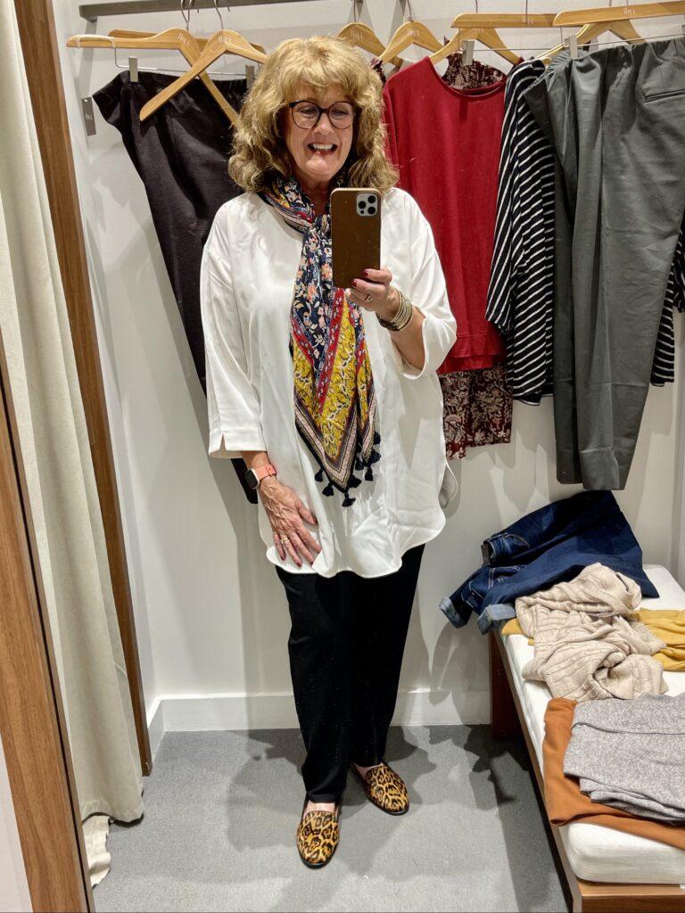 Shopping JJill Fall 2021 with me