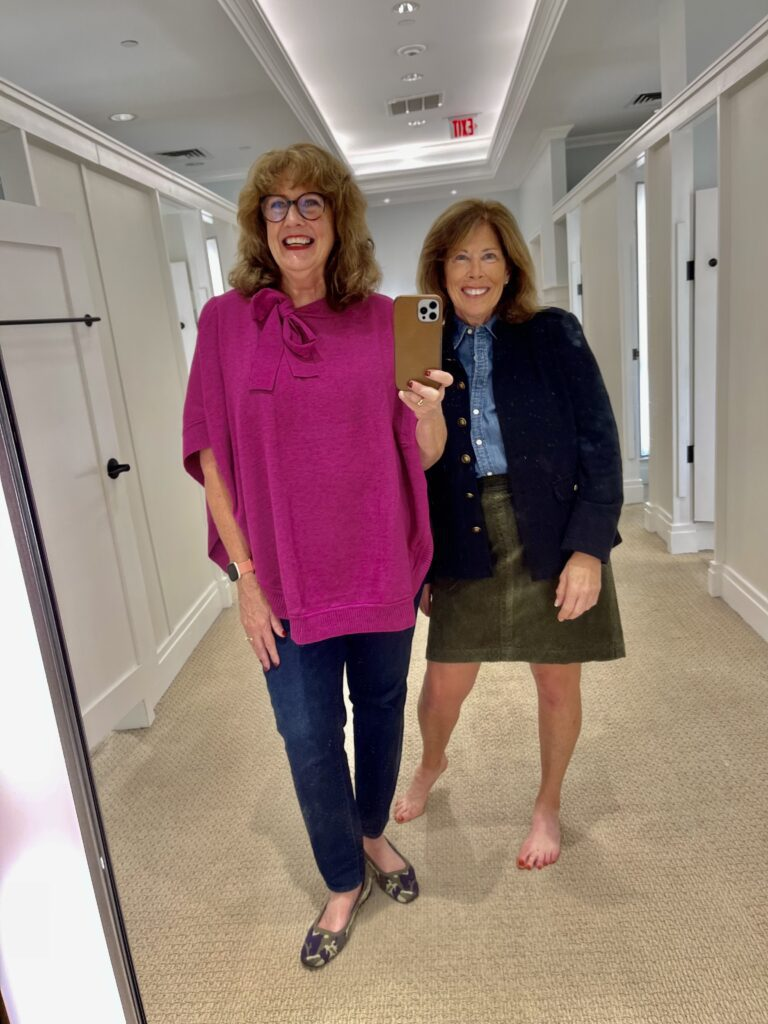 Shopping Talbots' New Fall Collection with Leigh & Me