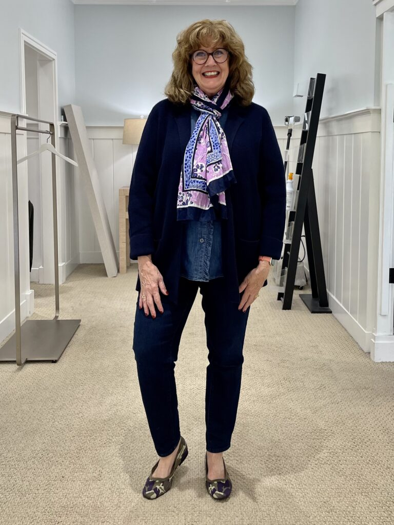 Shopping Talbots New Fall Collection with