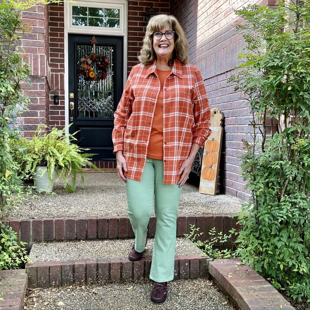 Step out for fall in Blair's comfiest jeans ever...DenimEase