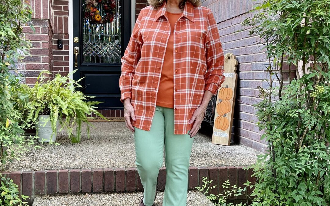 Step out for fall in Blair's comfiest jeans ever….DenimEase