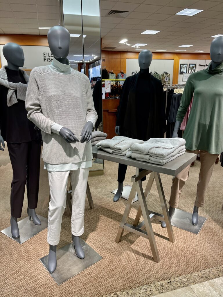 Would You Wear This - Eileen Fisher for Fall