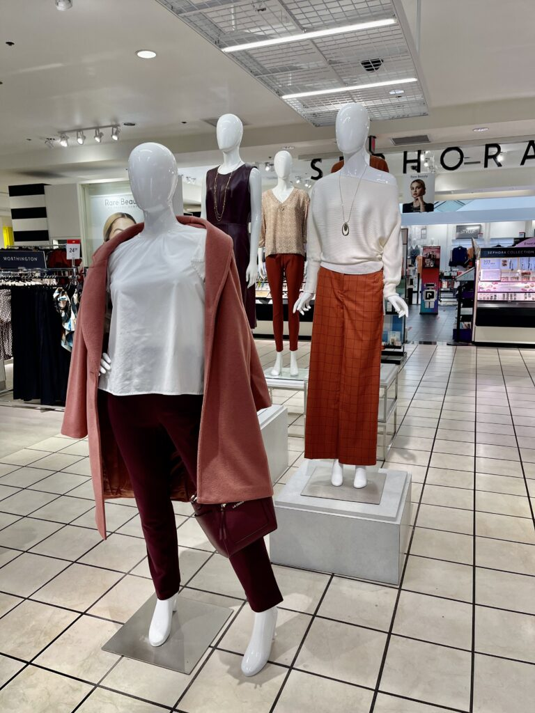 Would You Wear It - Fall Colors