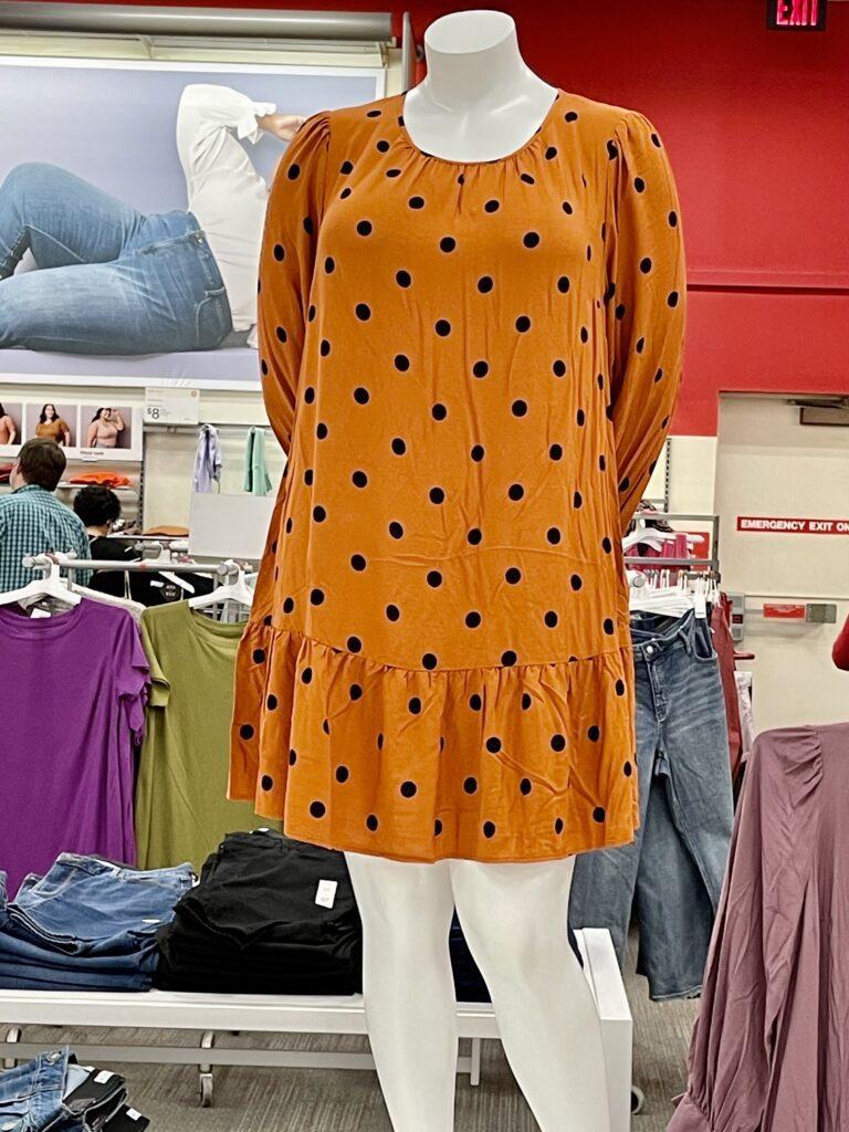 Would You Wear It - Orange & Black