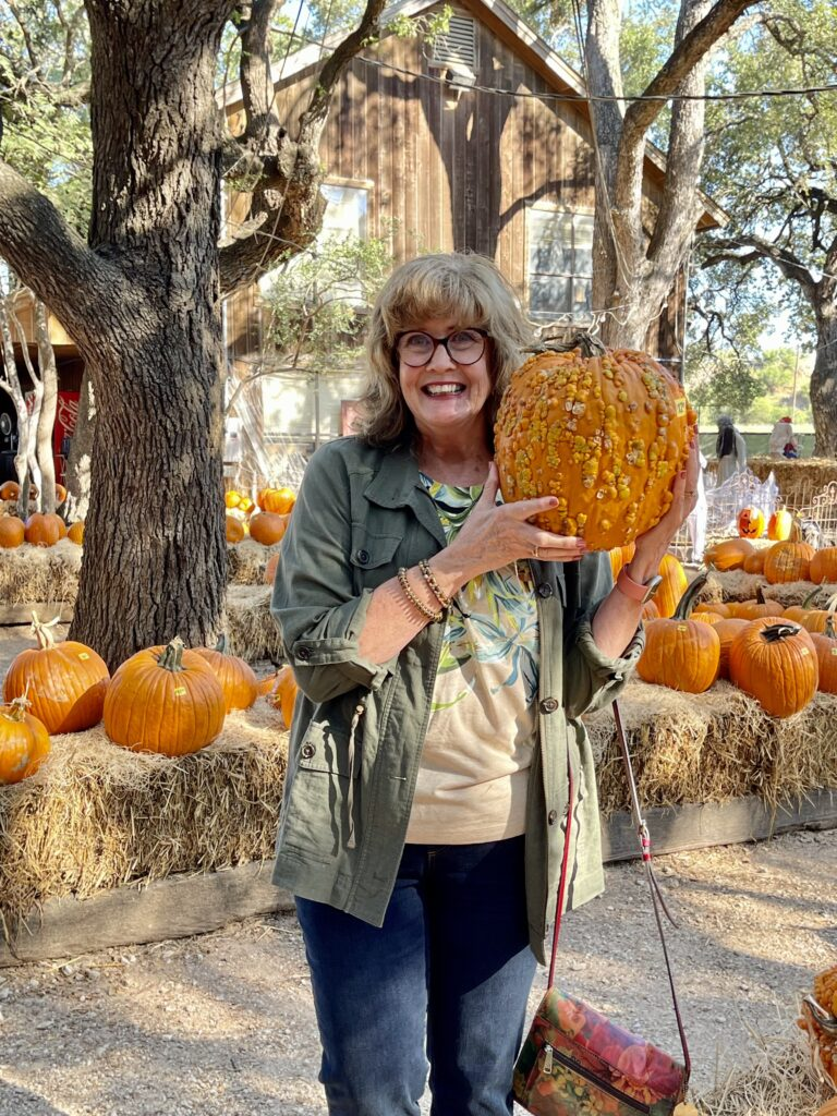 A fall outfit & reflections from the pumpkin patch
