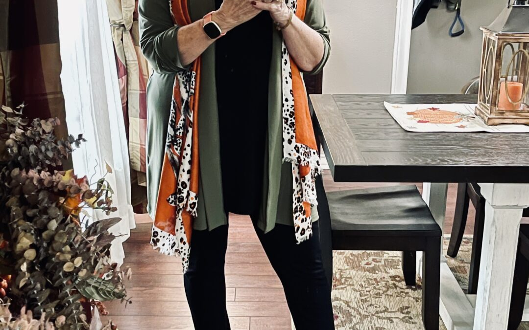 Accessories make fall outfits easy
