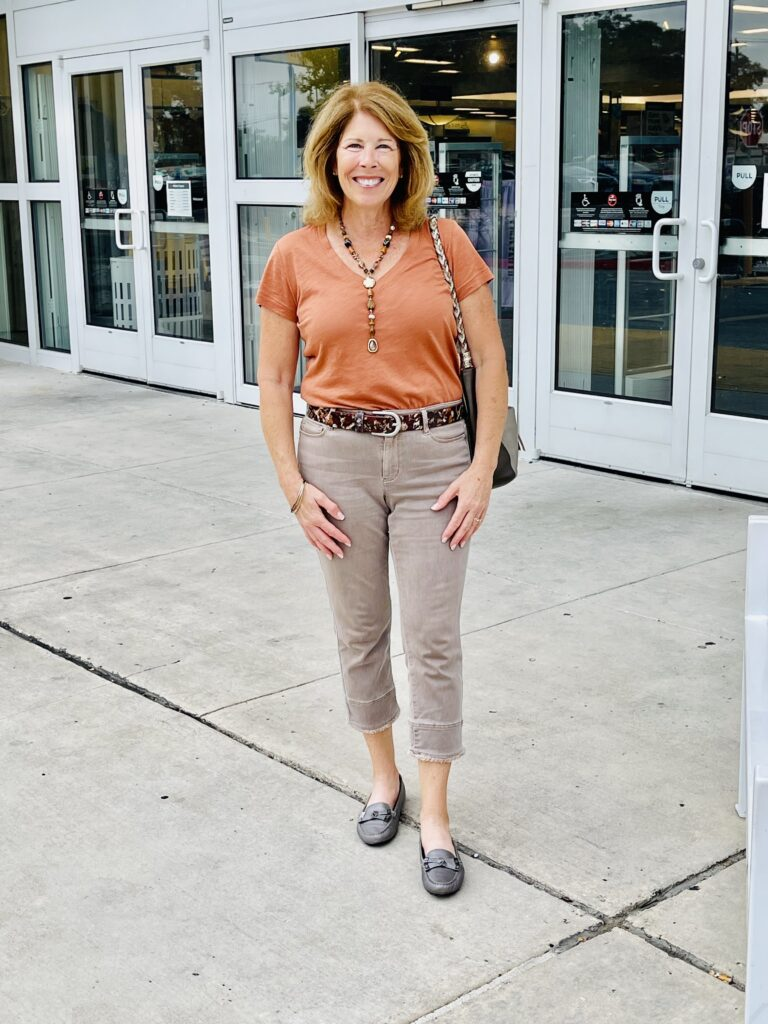 Everyday fall outfits for women over 50