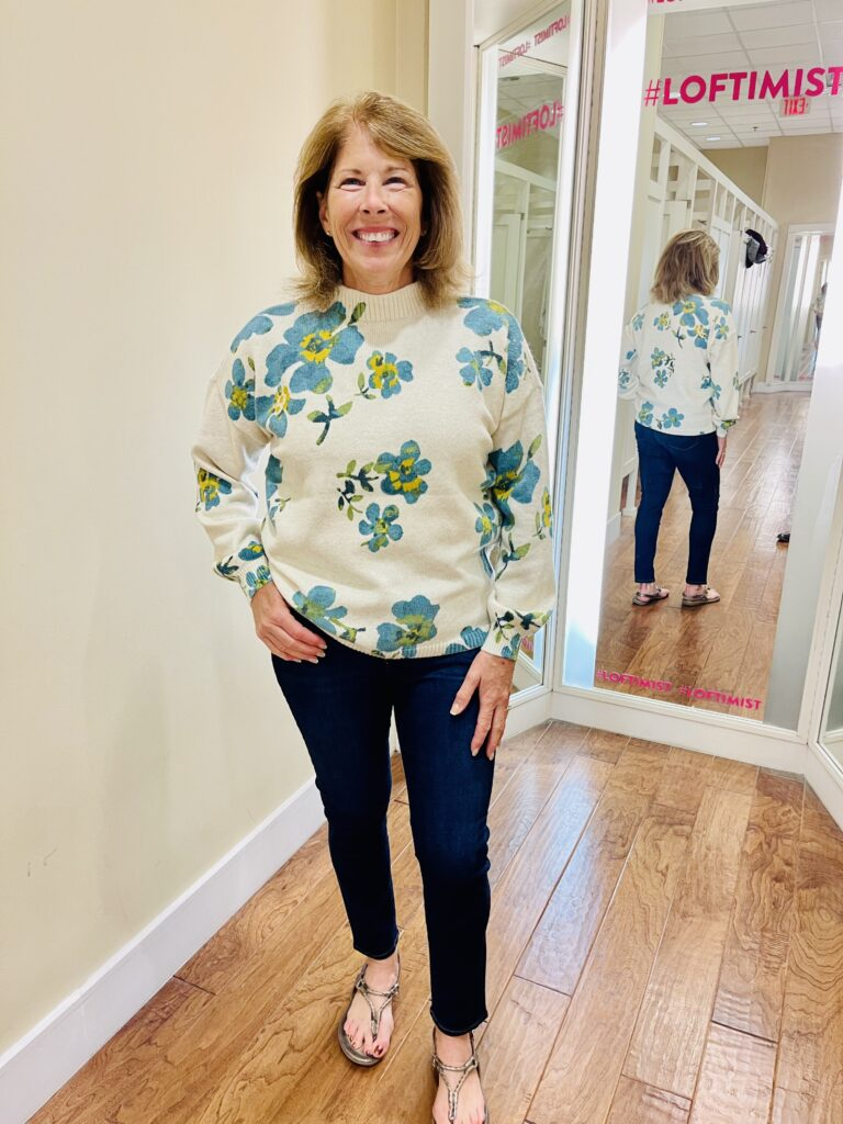 Shop Fall Casual at Loft with Leigh & Me